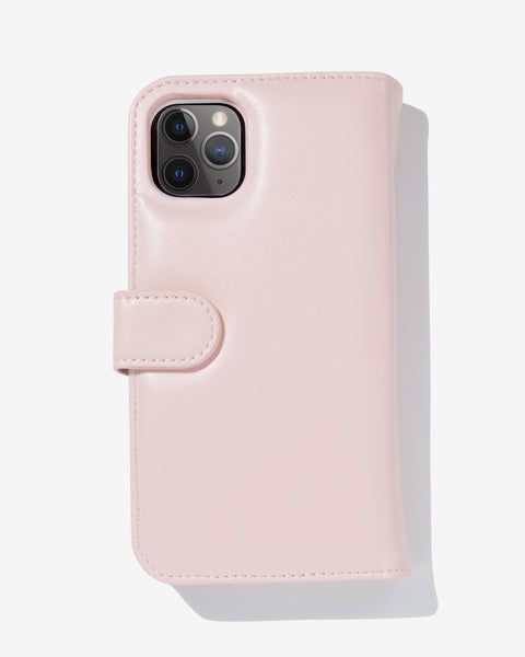 Detachable Wallet Pink, iPhone 11 Pro Max / XS Max