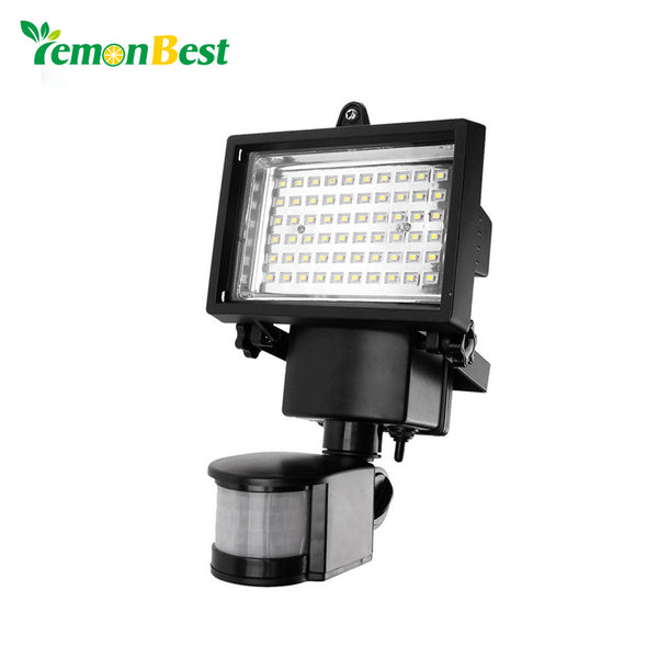 Motion Sensor LED Solar flood light IP65 for outdoors - ULTIMATE LED STORE || 50% OFF TODAY