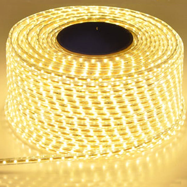 220V Waterproof Led strip light with EU Plug 2835 SMD flexible Rope Light,120 Leds/M  high brightness outdoor indoor decoration - ULTIMATE LED STORE || 50% OFF TODAY