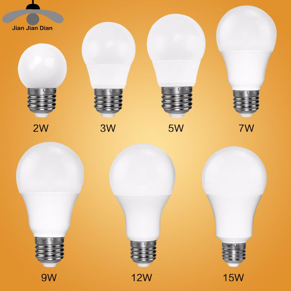 Led Bulb E27 E14  220V 110V SMD 2835 3W 5W 9W - ULTIMATE LED STORE || 50% OFF TODAY
