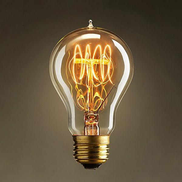 Retro Edison Bulbs E27 Incandescent Vintage Bulb 40W 60W 25W 110V-220V A19 - ULTIMATE LED STORE || 50% OFF TODAY