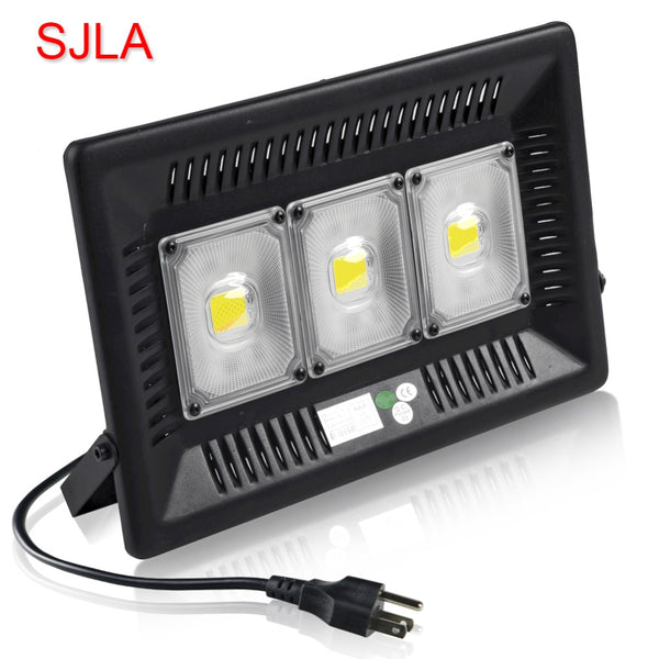 SJLA Warranty 5Year Waterproof IP67 Indoor Outdoor Wall Garden Spot Refletor Exterior Foco Lamp 50W 100W Plug Led Flood Light - ULTIMATE LED STORE || 50% OFF TODAY