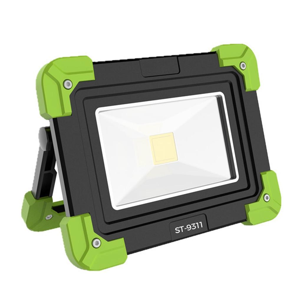 5W COB Portable LED Flood Light Flashlight USB Charging Camping Work Light Outdoor Security Searchlight 18650 lithium battery - ULTIMATE LED STORE || 50% OFF TODAY