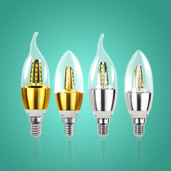 E14 LED Candle Bulb Light E27 Energy Saving Lamp 220V 3W 5W 7W E12 B15 B22 Bombilla Lampara Chandelier Home Decoration Spotlight - ULTIMATE LED STORE || 50% OFF TODAY