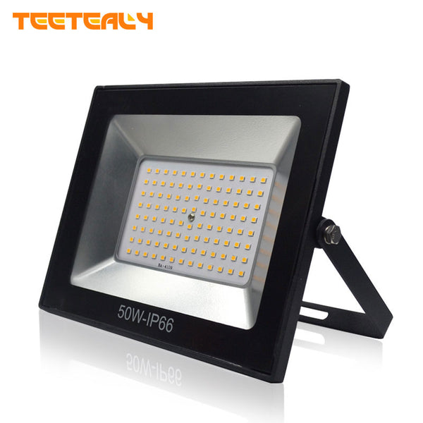 Led Flood Lights 50W Floodlights 10W 30W 100W Outdoor Flood Lamps Ip66 Waterproof 220V 230V cold white warm white - ULTIMATE LED STORE || 50% OFF TODAY