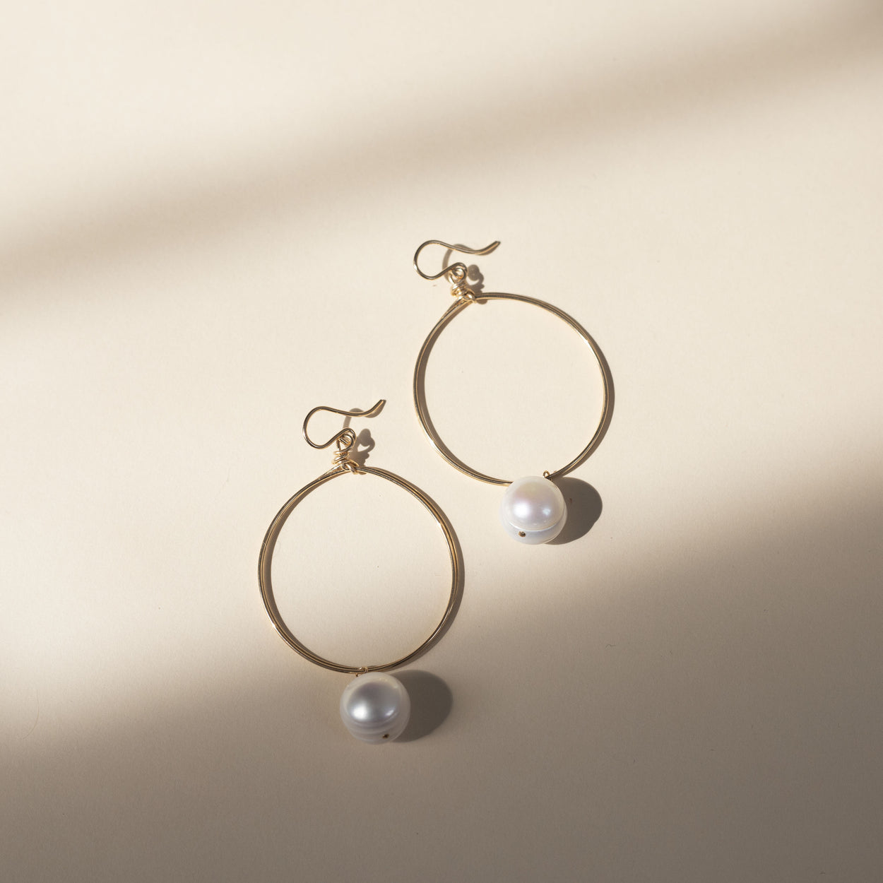 Cindy Borders Jewelry - Circle Earrings