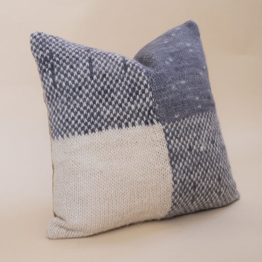 Alpaca Gingham Pillow