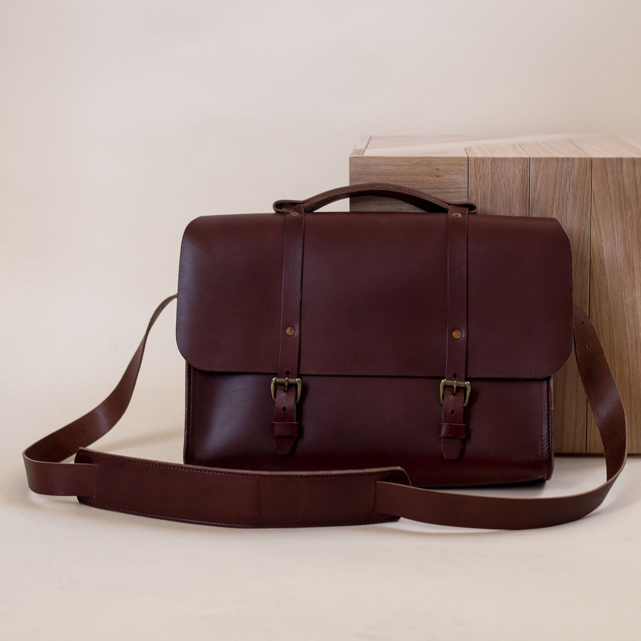 Steurer & Co. - Lincoln Satchel