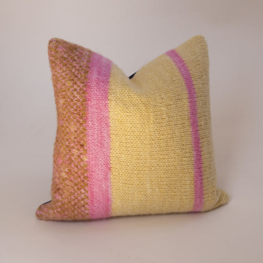 Alpaca Sunset Pillow
