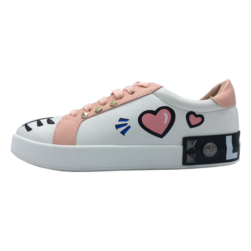 "SNEAKERS KISS ME ""COURTNEY"""