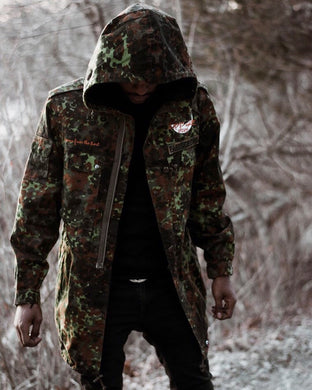 Eastside Dreams ® Camo Trench