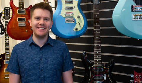 Alek Nelson, Sunrise Guitars Sales