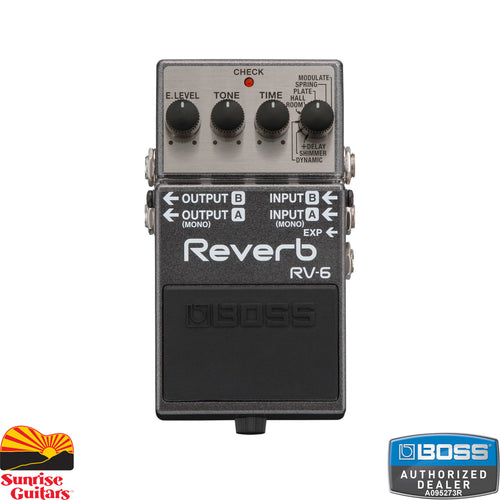 Boss RV-6 | Reverb