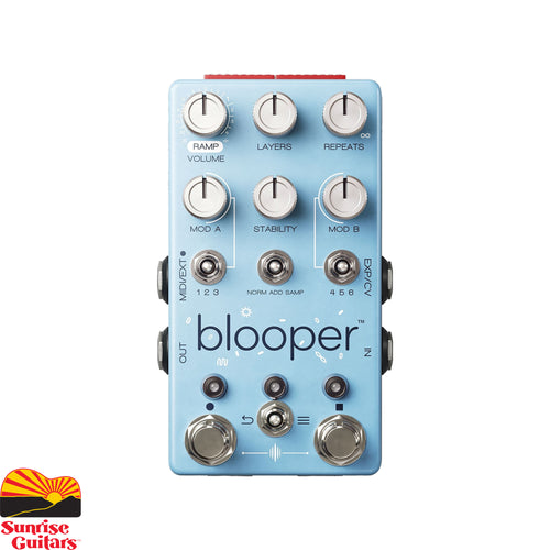 Chase Bliss Audio Blooper | Bottomless Looper