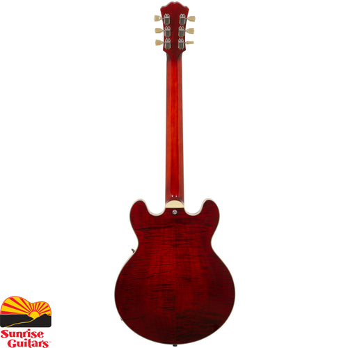 Sunrise Guitars in Fayetteville, Arkansas is proud to carry the Eastman T484 electric guitar.