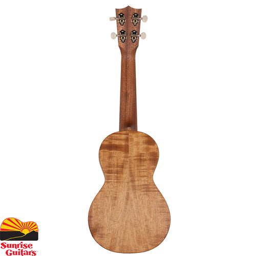 Sunrise Guitars in Fayetteville, Arkansas is proud to carry the Martin C1K concert ukulele. Martin has built the world's finest ukuleles since 1916, and tenor ukes since 1929 that have long been prized for their full-bodied voice and great volume. The C1K concert-sized model features top, back and sides crafted of solid Hawaiian koa, a wood native to Hawaii and a favorite of island players.