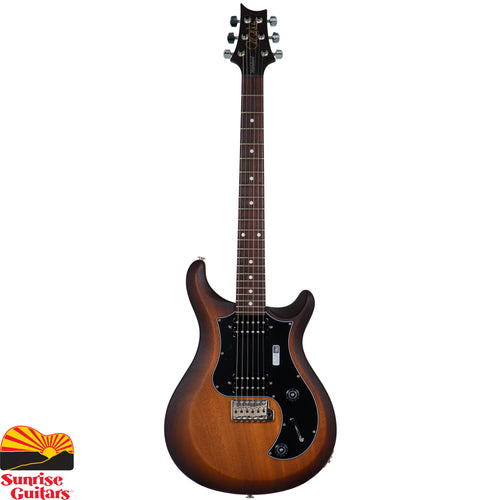 Sunrise Guitars in Fayetteville, Arkansas is proud to carry the PRS S2 Standard Satin 22 McCarty Tobacco Sunburst electric guitar. The S2 Standard 22 Satin is a workhorse guitar for gigging musicians. With an all mahogany body and 22-fret set mahogany neck, this guitar is warm and sweet, making it toneful enough to stand up plugged straight into an amplifier and solid enough to serve as a great platform for even the most modern pedal board set up.