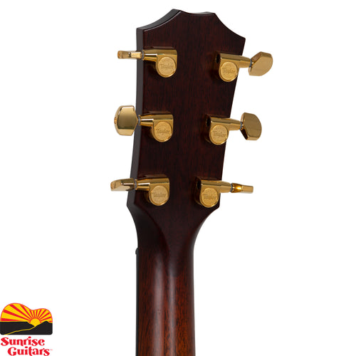 Taylor 814ce Limited | Cocobolo & Lutz Spruce