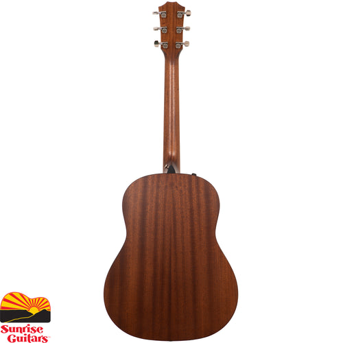 Sunrise Guitars in Fayetteville, Arkansas is proud to carry the Taylor AD27e acoustic guitar. Conceived and launched during challenging times, the American Dream AD27e combines premium performance and value, making it accessible to working musicians.