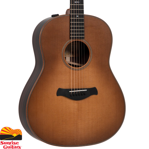 Taylor Builder's Edition 717e Wild Honey Burst