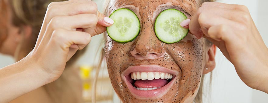 do not over exfoliate