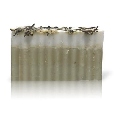 Green Tea Peppermint Soap Bar 1 Bar Ameerah's Naturals