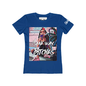Make Way Tee - Ugly Station