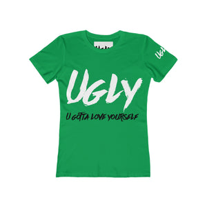 Ugly logo Women's  Tee - Ugly Station
