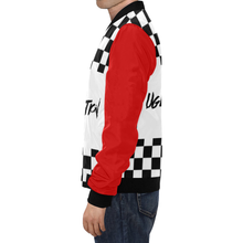 checkmate All Over Print Bomber Jacket for Men (Model H19) - Ugly Station