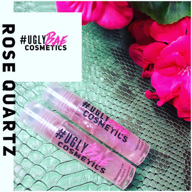 Rose Quartz Lip Oil - Ugly Station