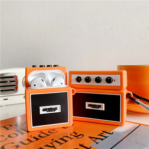 Retro Orange Audio