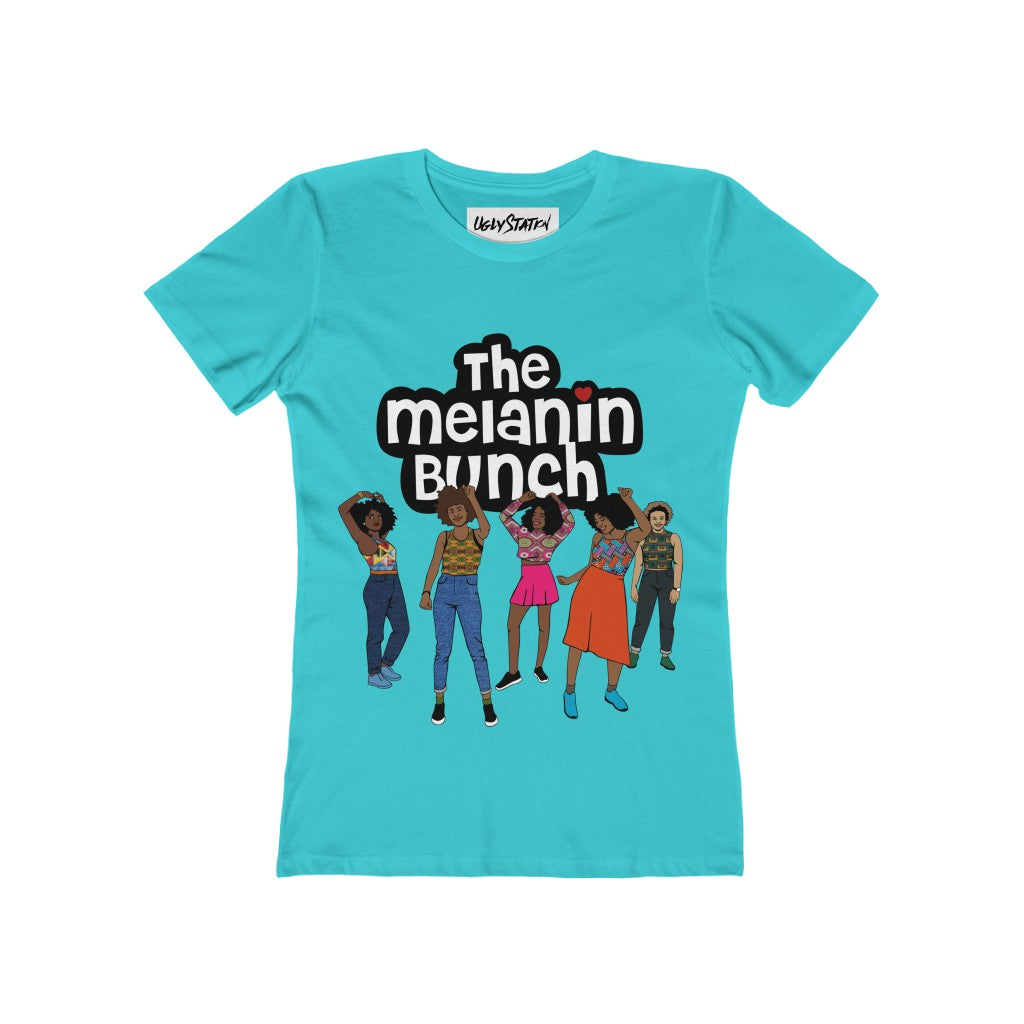 The Melanin  Tee - Ugly Station