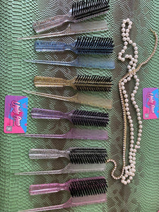 Glitter Comb & Brush Set