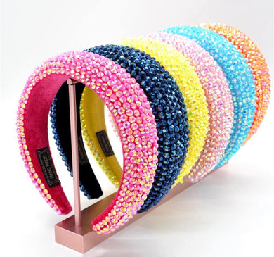 Color Bling HeadBand
