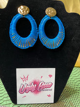 String Hoop Earrings - Ugly Station