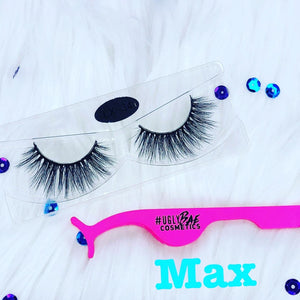 Max Mink Eye Lash LX-34 - Ugly Station