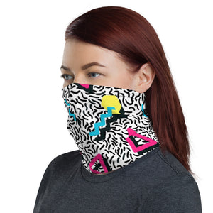 "90""s Neck Gaiter - Ugly Station"