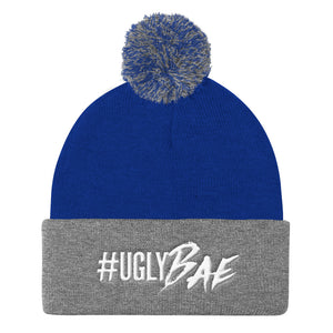 #UGLY BAE Pom Pom Knit Cap - Ugly Station