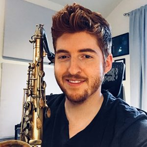 Nick Torretta uses Key Leaves to prevent sticking keys on his vintage sax