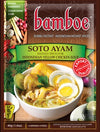 Bamboe Soto Ayam 40g -  Oriental Seasoning for Yellow Chicken Soup