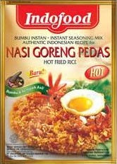 Indofood Nasi Goreng Pedas 45g - Hot Oriental Fried Rice