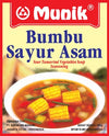 Munik Bumbu Sayur Asam 180g- Sour Tamarind Vegetables Soup Seasoning