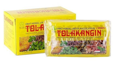 Tolak Angin Sidomuncul Herbal Medicine - Tolak Angin Herbal + Madu