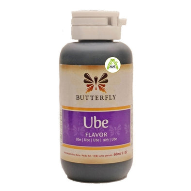 Butterfly Ube Flavour Paste 60ml - Butterfly Taro Flavour Paste