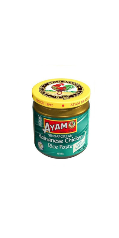Ayam Singaporean Hainanese Chicken Rice Paste 185g