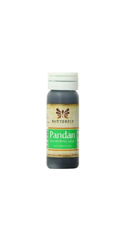 Butterfly Pandan Flavouring Essence 30ml