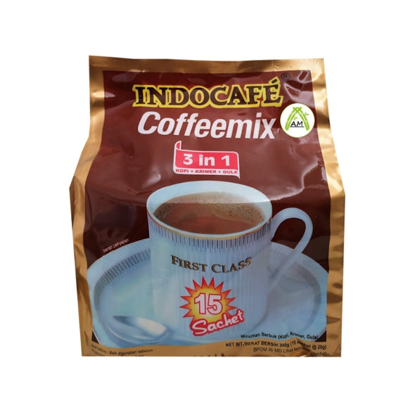 Indocafe Coffeemix 15x20g