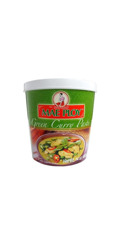 Mae Ploy Curry Paste Green 400g