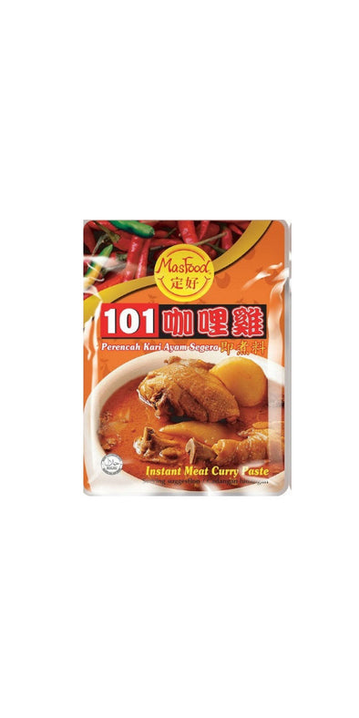 Masfood 101 Instant Curry Paste