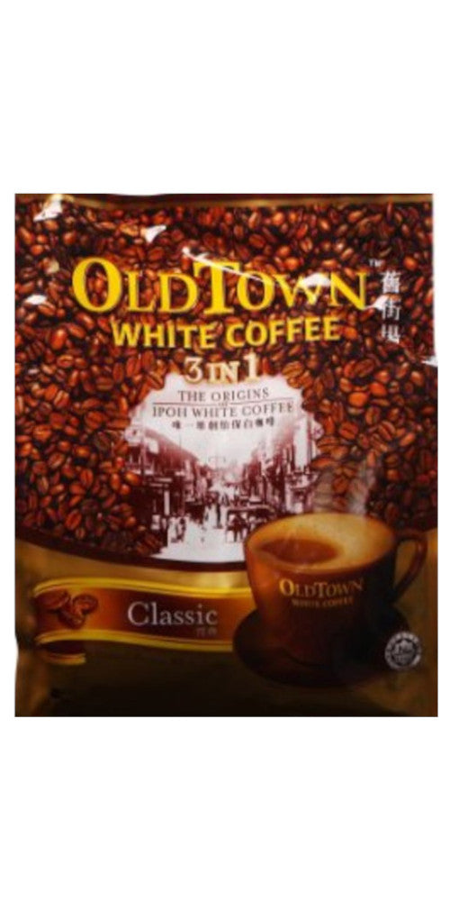 OldTown White Coffee Classic 3in1 600g